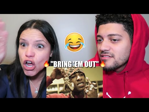 "MOM REACTS TO NBA YOUNGBOY! ""BRING 'EM OUT"" *FUNNY REACTION!*"