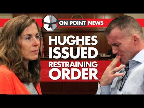 Matt Hughes Issued Restraining Order From Family