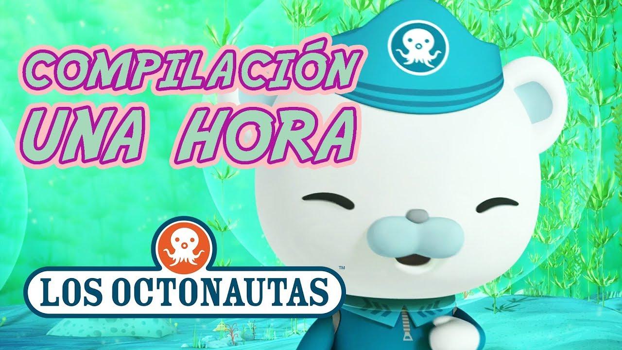 Los Octonautas Oficial En Español - Compilación Una Hora | Las Hazañas de los Octonautas