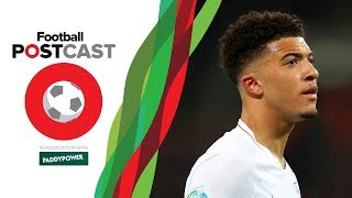 Euro 2020 Qualifying Preview | Czech Republic v England | Weekend Tipping | Football Postcast