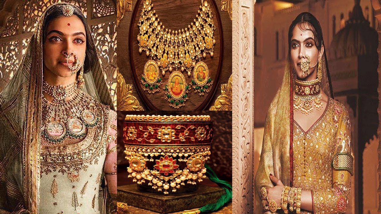 Padmavati inspired indian Bridal Jewelry Designs Ideas ...