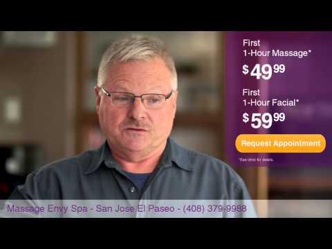 Massage Envy Spa – San Jose El Paseo National Branding