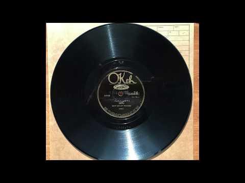 Hurricane - Miff Mole's Molers (Red Nichols, Arthur Schutt, Vic Berton) (1927)