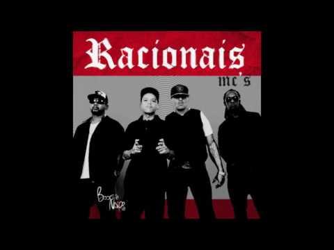 Racionais - Coletânea 2013  -  Crime vai e vem