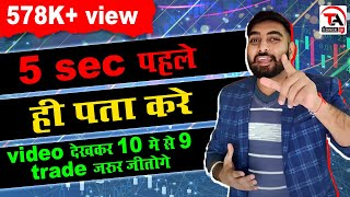 Read Graph Before 10Sec|100% Winning Strategy|Binary Option Trading Strategy 2019|Daily Earn Money