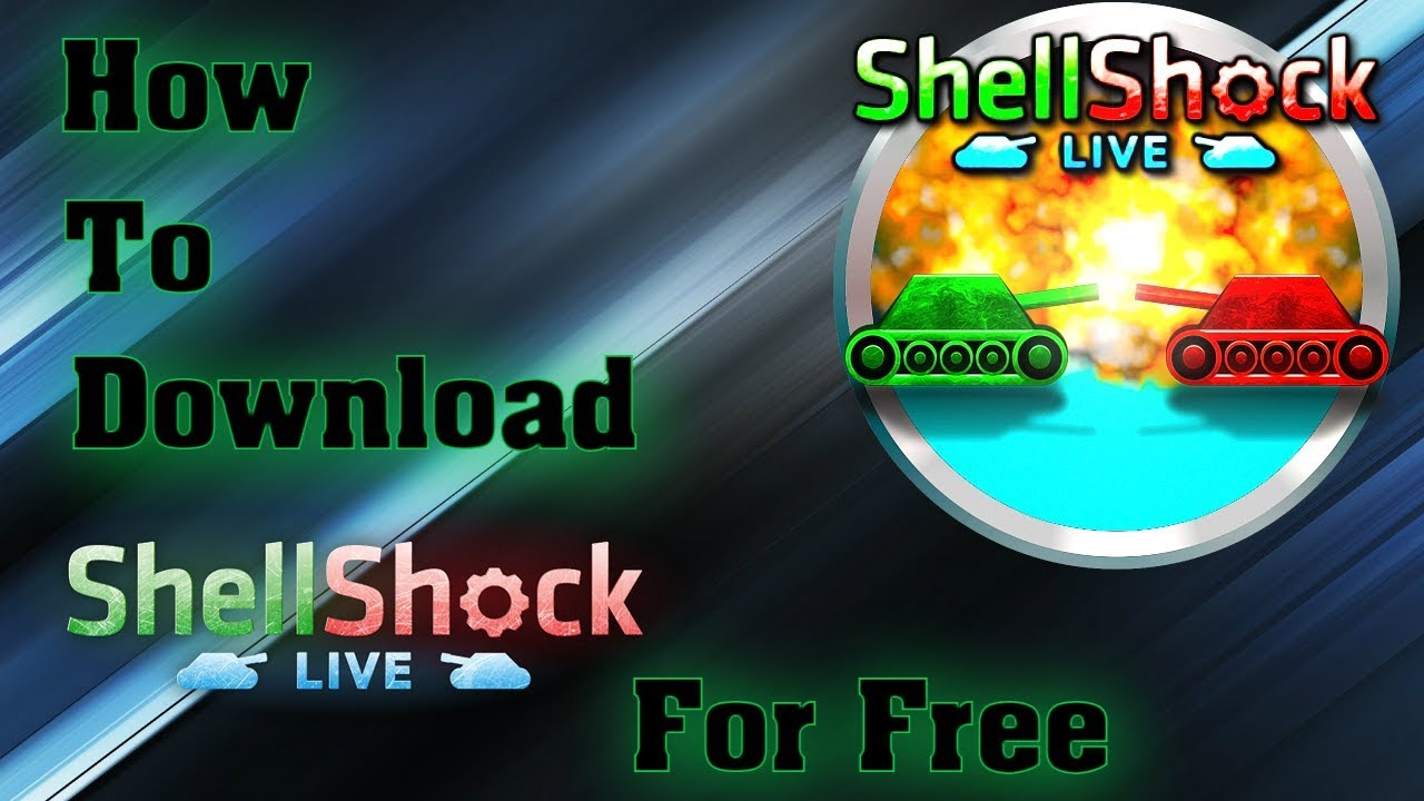 Shell Shock Live Free