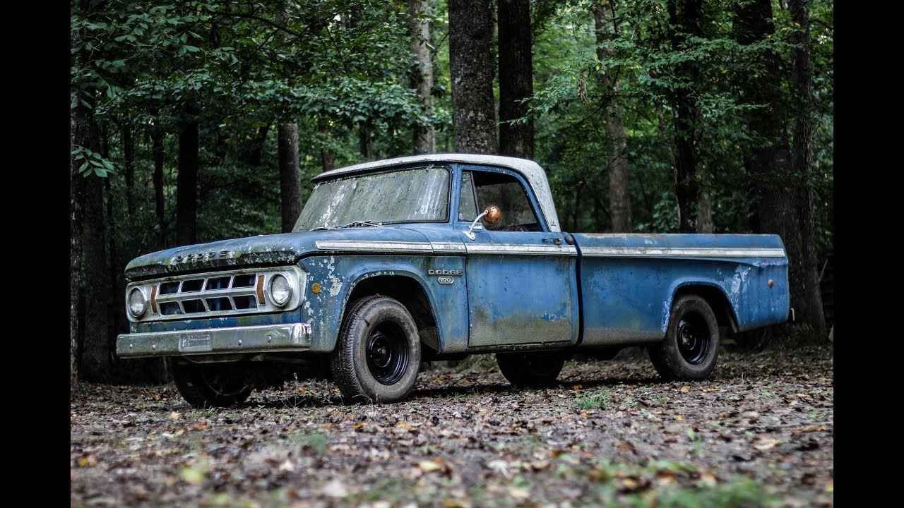 ABANDONED Truck Finds New Home After 24 Years
