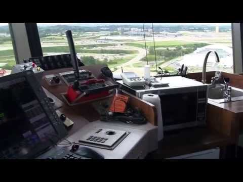 Hidden Pittsburgh: Air Traffic Control Tower at Pittsburgh Intl Airport