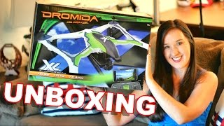 Dromida XL 370 FPV Drone w/1080P Camera Unboxing & First Impressions - TheRcSaylors(The NEW Dromida XL 370 is a WiFi FPV RC Quadcopter mounted with a 1080P HD Camera called the Tactic DroneView. This set up does come with Absolutely ..., 2016-08-22T21:43:35.000Z)