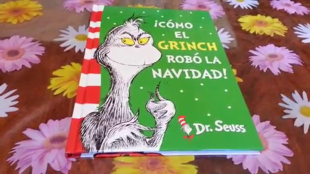 Vistoso Cómo El Grinch Robó Las Páginas Para Colorear De Navidad ...