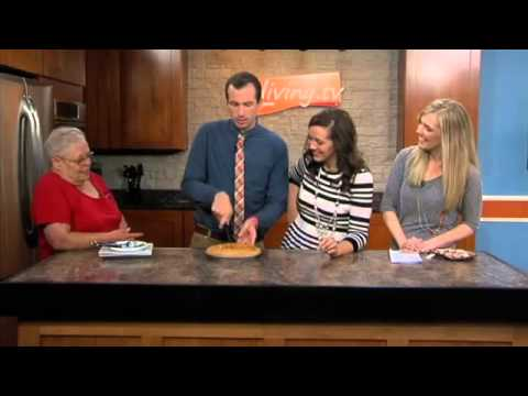 Pat's Korner Kitchen: Jeff Davis Pie Reveal