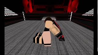 My Own Roblox Stone Cold Steve Austin's Stunner Stop-Motion !