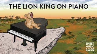 The Lion King on Piano - Full Album