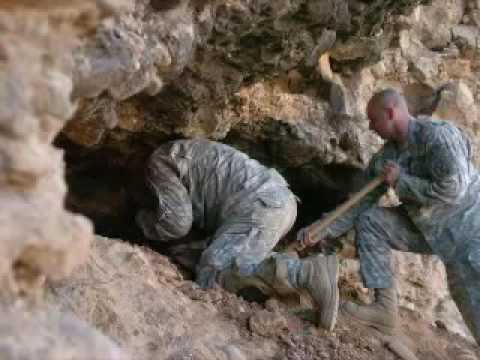 8 US Soldiers Disappear removing 5000 yr old Flying ...