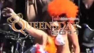 AMSTERDAM - Día de La Reina / QueensDay / Koninginnedag - 2011