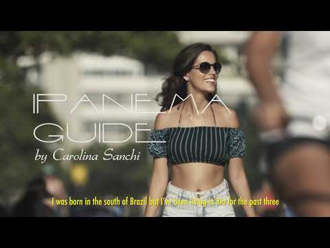 RIO COOL GUIDE - Ipanema