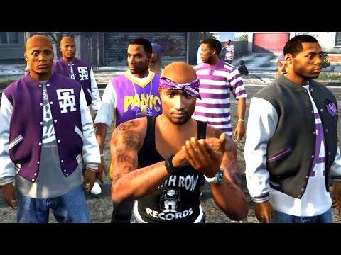 GTA 5 - Pac Story