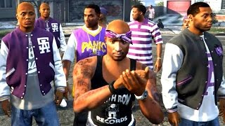 "GTA 5 - Pac Story ""2Pac ft. Eminem & Kurupt"" (NEW 2016)"