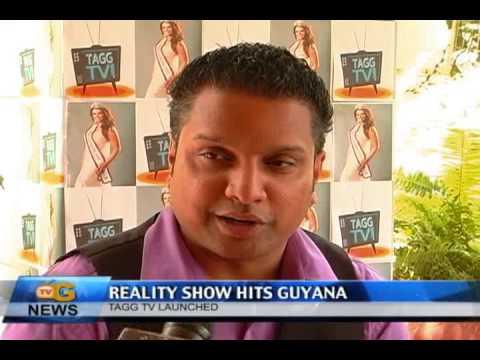 TaggTV Guyana- TVG