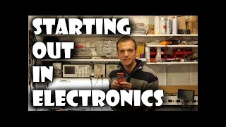 Starting Out In Electronics Tutorial