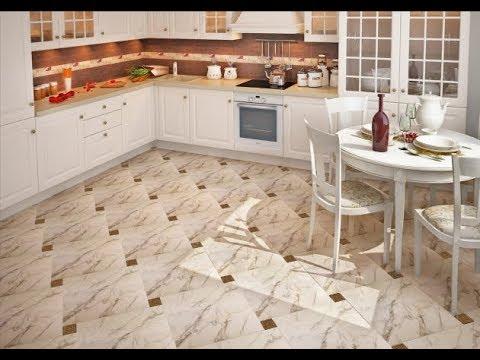 Плитка на Пол - Кухня - дизайн - фото 2018 / Tile on the ...