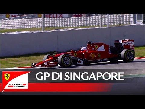 GP di Singapore - Il mondiale saluta l'Europa