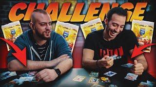 Karpouzis VS PanosDent | 10 Φακελάκια Challenge