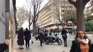 BARCELONA-Lyon