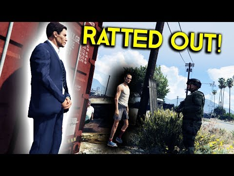 CORRUPT GOVERNOR gets RATTED OUT! (GTA RP)