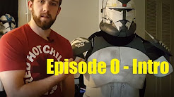 How to Make Star Wars Clone Trooper Armor with 3D Printing