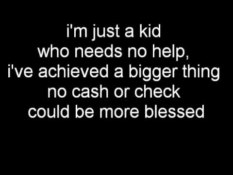 Heart of A Lion - Kid Cudi with lyrics