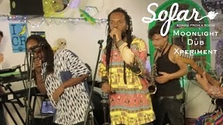 moonlight dub xperiment performing their remix of one finger by betabom sofar costa rica