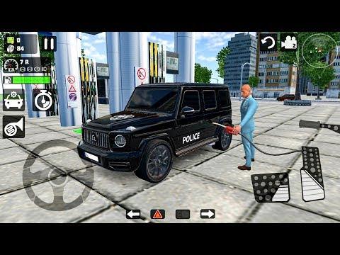 Offroad Mercedes Benz G-Class G63 - Gelandewagen Luxury SUV Driving Simulator - Android Gameplay