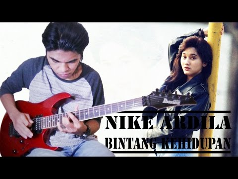 Nike Ardilla - Bintang Kehidupan Guitar Cover By Mr. JOM