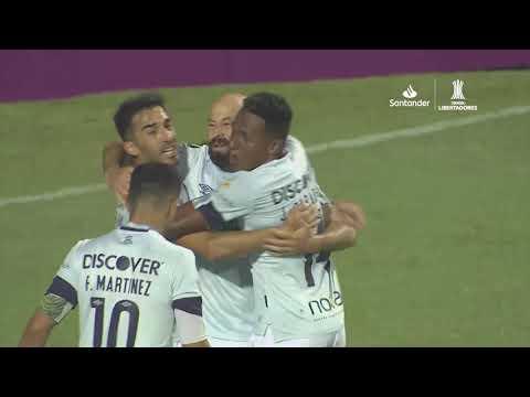 Liverpool M. U. Catolica Goals And Highlights