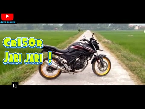 Modifikasi Cb150r Jari Jari Simple Part 2 Cinematic Video