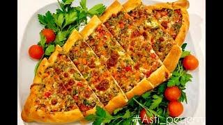 ПИДЕ турецкая пицца