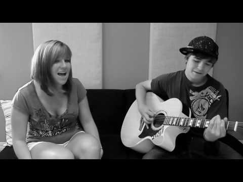 Teenage Dream - Katy Perry (Elise Lieberth Feat. Trevor Maddox - Cover on iTunes!