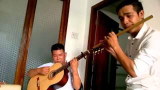 Cho vừa lòng em - Hòa tấu Guitar Sáo trúc -  phiên bản nhậu