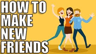 How Long Does It Take To Make A Friend?