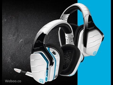 logitech g933 artemis headset microphone test on ps4 youtube. Black Bedroom Furniture Sets. Home Design Ideas