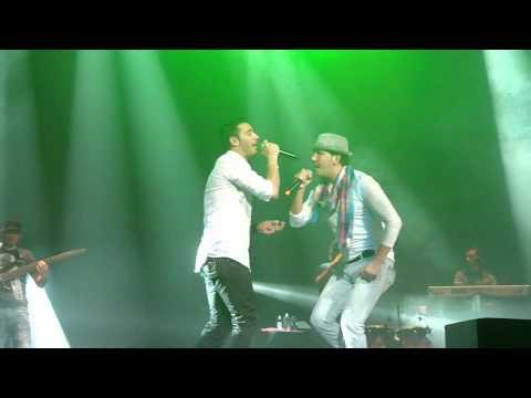 Andy y Lucas - El ritmo de Maria, Dime que me quieres & Carita morena (Alcala de Guadaira 12-04-2013)