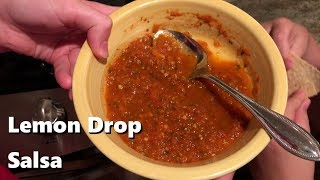 Lemon Drop Salsa