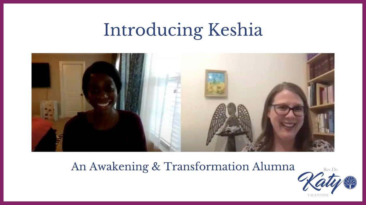 Testimonial Time! Introducing Keshia Who Quickly Became a Joyful Manifestor