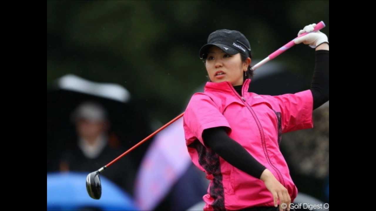 2012 T Point Ladies Golf Tournament - YouTube