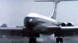 BOAC Vickers Super VC-10 Commercials - 1968