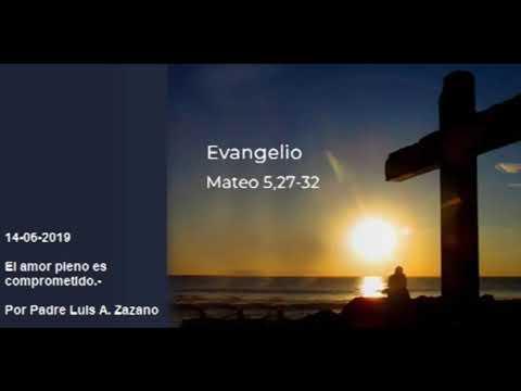 Evangelio del día Viernes 14 de Junio - Lectura y Salmo de Hoy - Reflexión Padre Luis Zazano