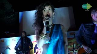 Aaj Mausam Bada Beimaan Reprise - Saba Azad  Singing Live - The Bartender | B Seventy