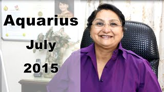 Aquarius Jul 2015 Horoscope: Reorganize Personal And Professional Life