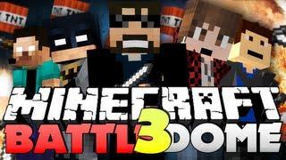 Minecraft Battle Dome 3- THANK YOU BOGDEN!! (BajanCanadian, xRpMx13x, and Friends)